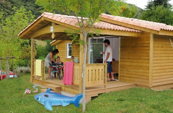 Chalet Cherry avec 3 chambres